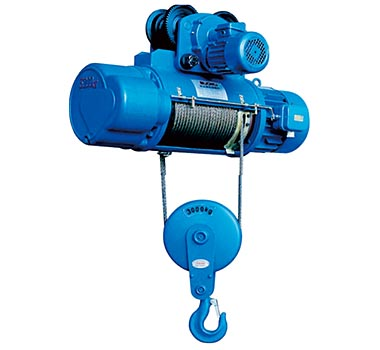 CD Single Speed Electric Hoist