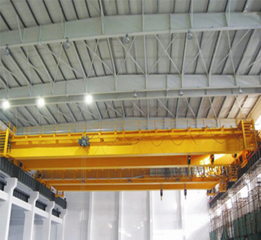 LH Double Girder Electric Hoist Crane