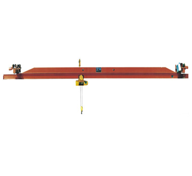 LX Single Girder Under Hung Bridge Crane with Hoist